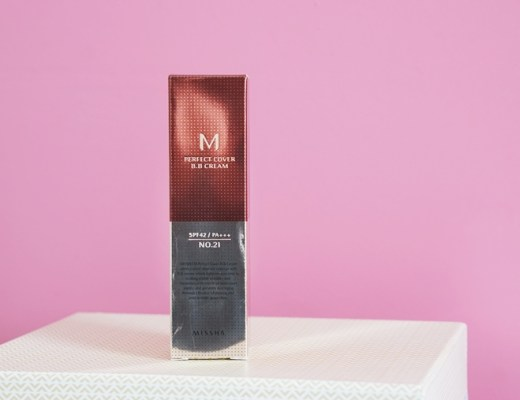 Missha M Perfect Cover BB Cream review