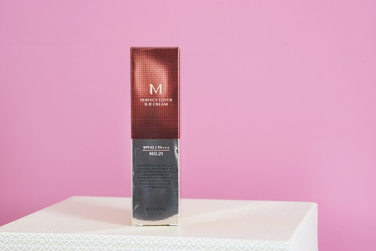 missha m perfect cover bb cream review 1 - Foundation Friday | Missha M Perfect Cover BB Cream