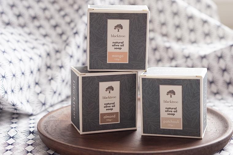 blacktree zepen 2 - Tip | Natuurlijke en zachte Blacktree olijfolie zeep