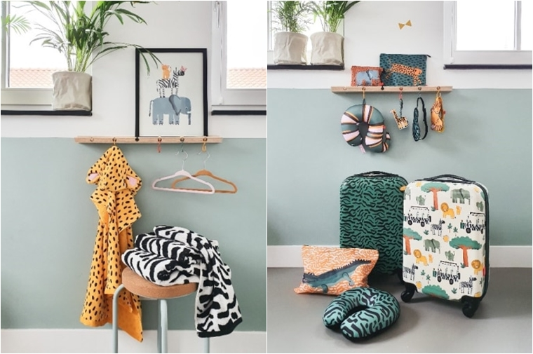 hema kids home 2 - Interieur | HEMA Kids Home safari collectie