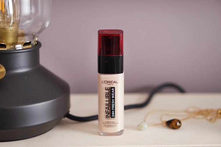 loreal infaillible 24h fresh wear foundation review 1 - Foundation Friday | L'Oréal Infaillible 24H Fresh Wear foundation