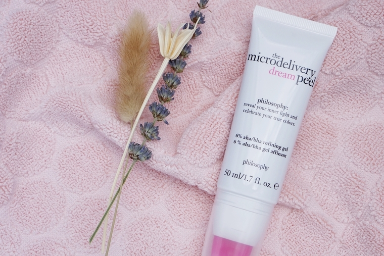 philosophy the microdelivery dream peel review 2 - philosophy | the microdelivery dream peel