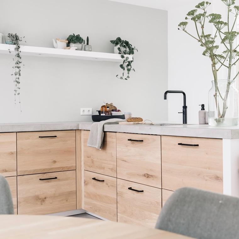 koak design keuken 2 - IKEA hack | Creëer een unieke designkeuken met KOAK Design