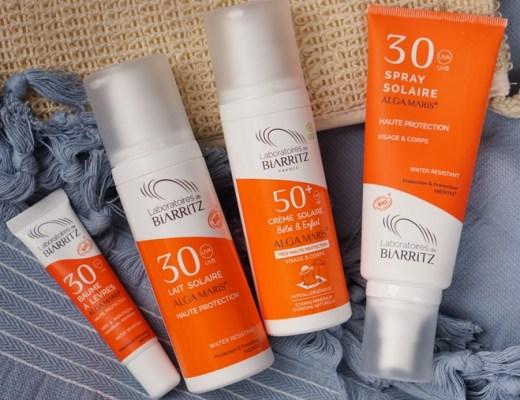 Laboratoires de Biarritz zon/suncare/producten