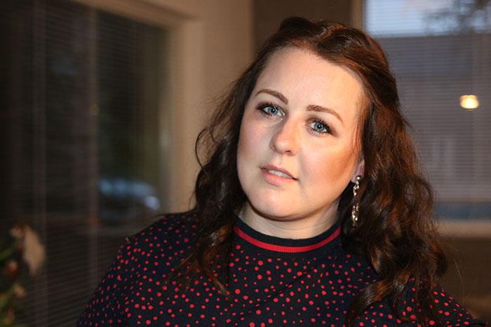mariska alopecia blog 2 - Het verhaal van..   Mariska over alopecia