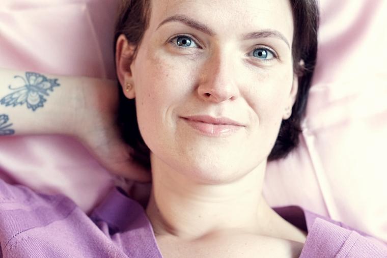 zijden kussensloop satin sleepers 2 - Beauty hack | Slapen op een satijnen kussensloop