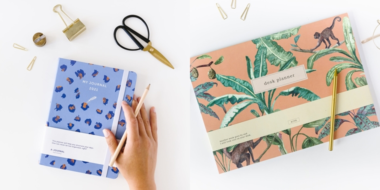 a journal stationery 2 - Stationery | De nieuwe A-Journal collectie