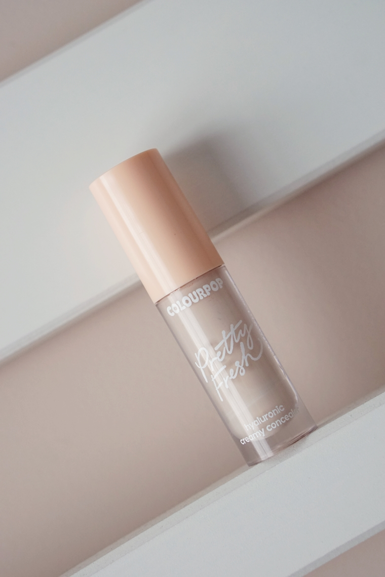colourpop hydra fresh concealer review 3 - Foundation Friday | Colourpop Pretty Fresh concealer
