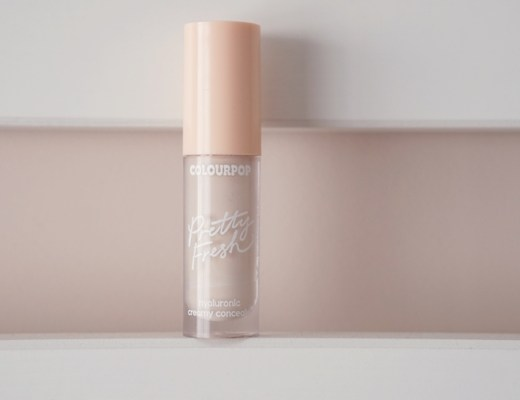 Colourpop Pretty Fresh concealer review