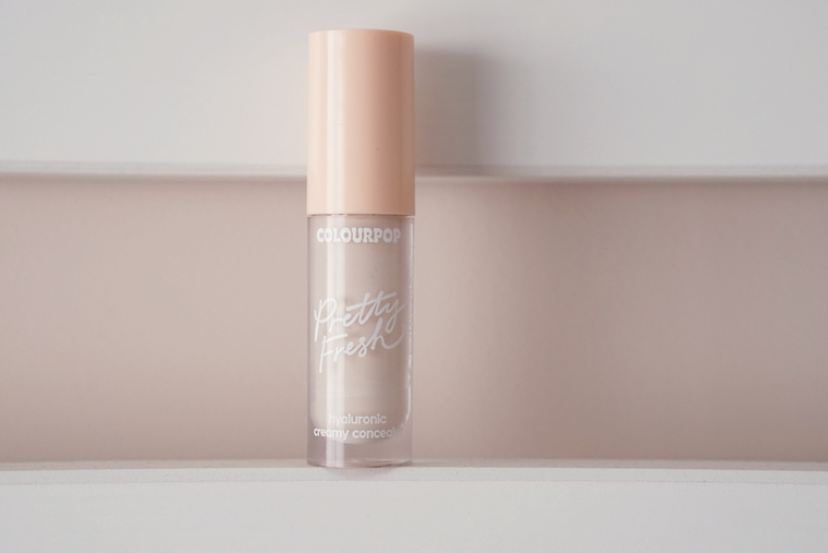 colourpop hydra fresh concealer review 4 - Foundation Friday | Colourpop Pretty Fresh concealer