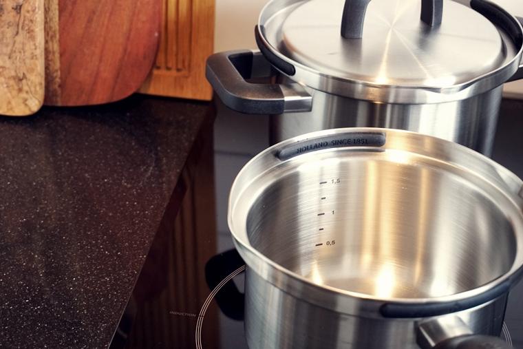 paddenstoelen stroganoff recept koken inductie bk pannen 2 - Recept | Romige paddenstoelen stroganoff