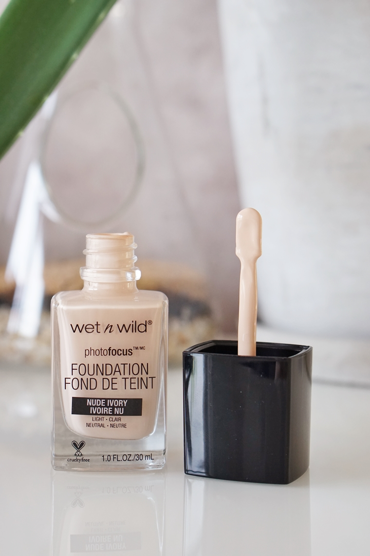 wet n wild photofocus foundation review 2 - Foundation Friday | Wet 'n Wild Photofocus foundation