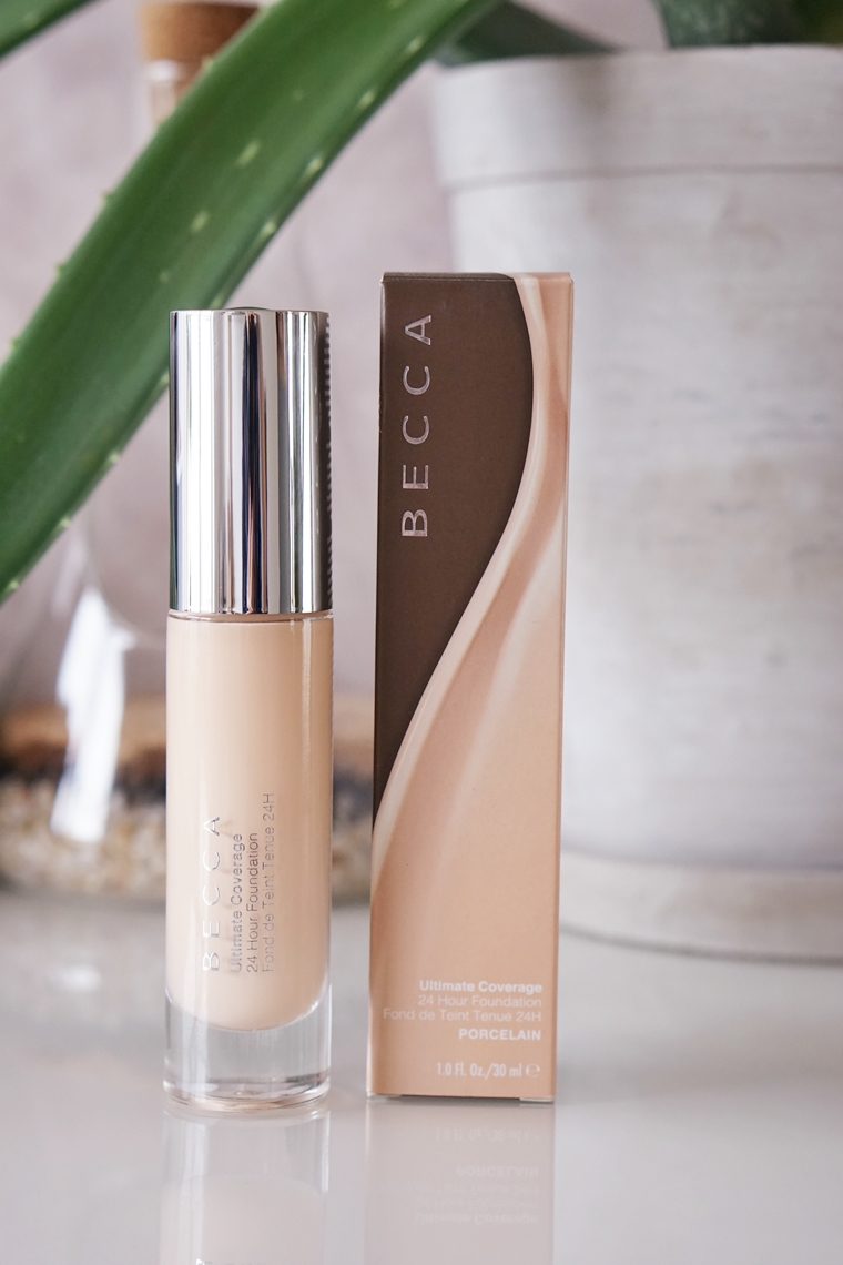 becca ultimate coverage foundation review 5 - Foundation Friday | Becca Ultimate Coverage