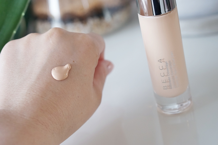 becca ultimate coverage foundation review 7 - Foundation Friday | Becca Ultimate Coverage