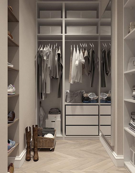 walk in closet tips - Home | Tips voor een mooie en gestylde walk-in-droomkast