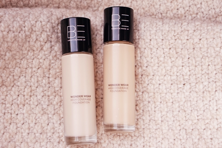 be creative make up wonder wear foundation review 1 - Foundation Friday | BE Creative Make-up Wonder Wear foundation