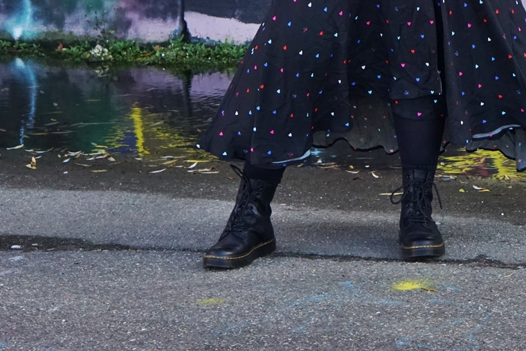 dr martens thurston lusso outfit 1 - New in | Dr Martens Thurston boots (+ tips voor het inlopen van Dr Martens)