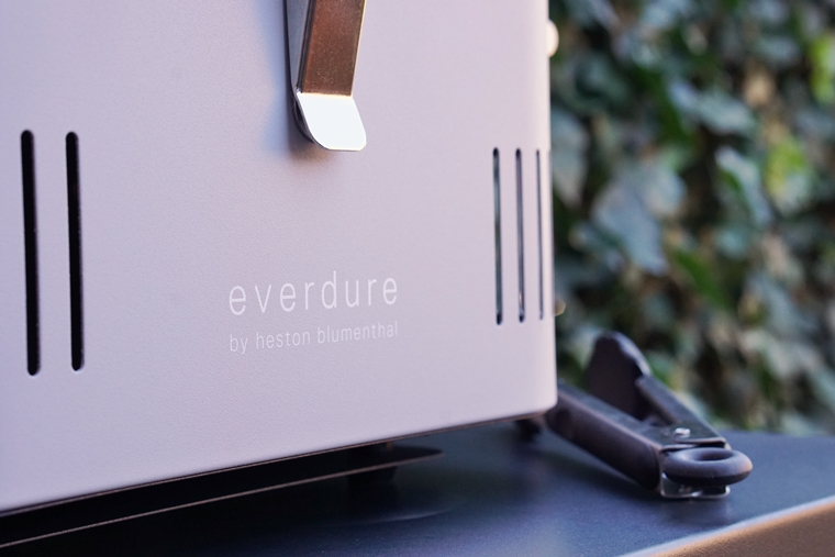 everdure cube barbecue bbq review 2 - Food | Winter BBQ voor de feestdagen