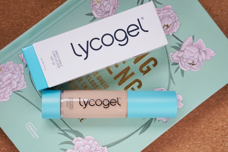 lycogel breathable camouflage review 1 - Foundation Friday | Lycogel Breathable Camouflage