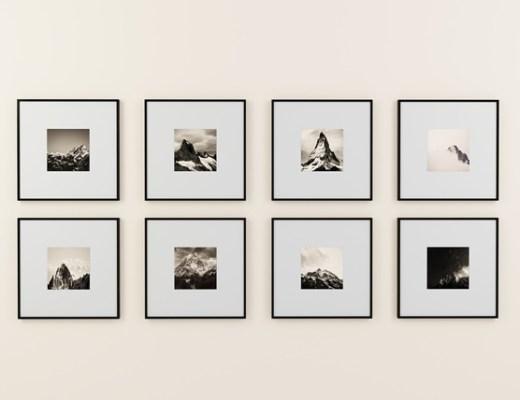 originele tips voor foto's in je interieur