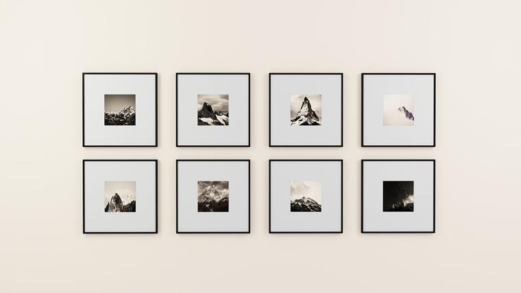 foto interieur tips inspiratie 1 - Home | 3 originele tips om foto's te verwerken in je interieur