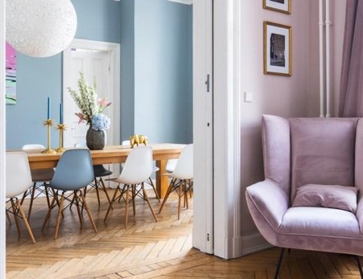 kleurrijk interieur tips