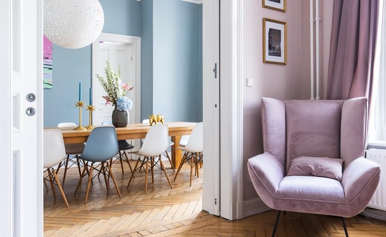 kleurrijk interieur inspiratie 8 - Home | Tips voor een sfeervol en kleurrijk interieur