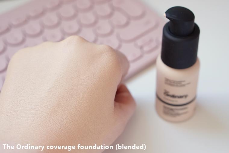the ordinary serum foundation coverage foundation 10 - Foundation Friday | The Ordinary serum foundation vs. coverage foundation