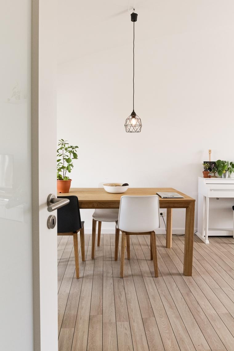 eethoek eettafel inspiratie interieur 8 - Interieur inspiratie | De eethoek als hart van het huis
