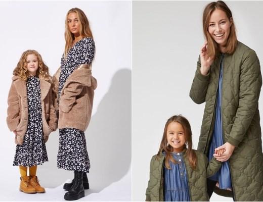 MILK Copenhagen Mini Me collectie (twinnen/twinning kleding moeder dochter)