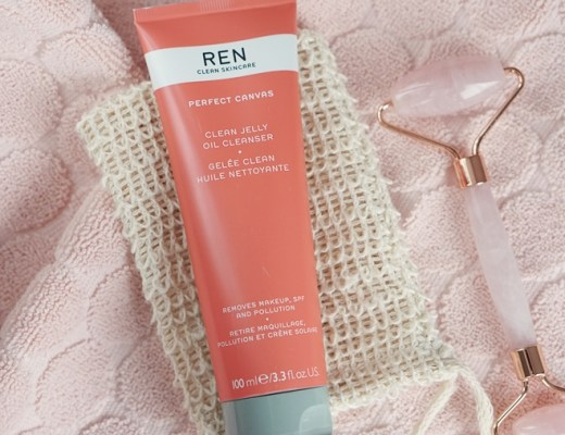 REN Perfect Canvas clean jelly oil cleanser review/ervaring