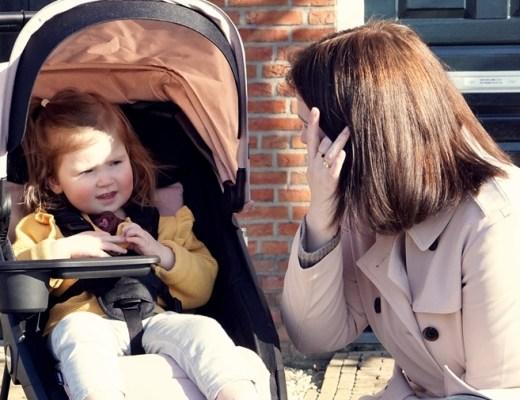 Thule Spring buggy kinderwagen test/ervaring/review
