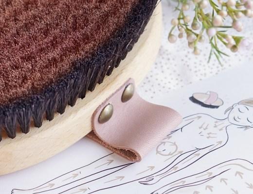 dry brushing informatie, tips, ervaring (Loïs Lee BeautyBrush)
