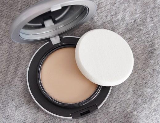 MAC Studio Fix Tech cream-to-powder foundation NC10 review