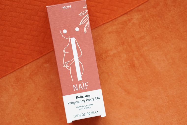 naif relaxing pregnancy body oil review 1 - Love it! | Naïf Relaxing Pregnancy Body Oil
