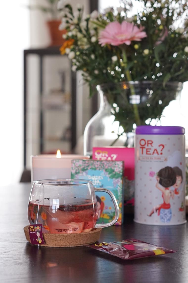 or tea garden tea party 1 - Teatime!   Creëer een rustmomentje met Or Tea?