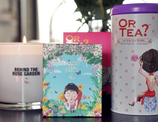 Or Tea? Garden Tea Party