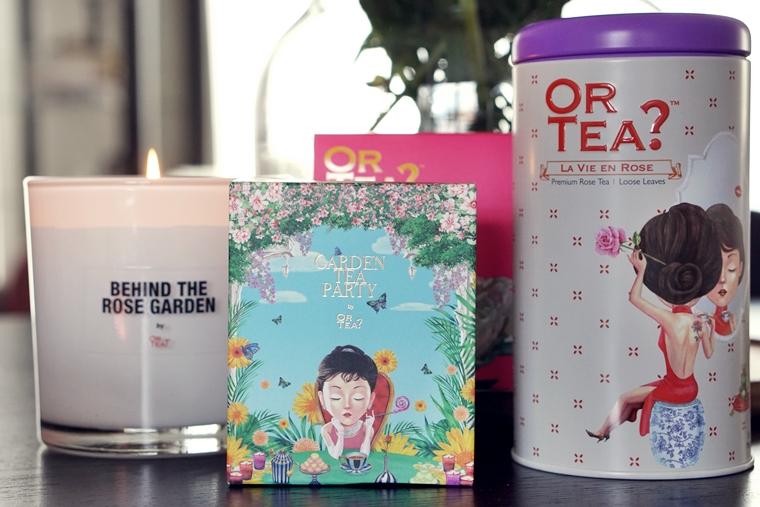 or tea garden tea party 3 - Teatime!   Creëer een rustmomentje met Or Tea?