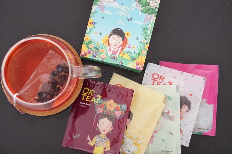 or tea garden tea party 4 - Teatime!   Creëer een rustmomentje met Or Tea?