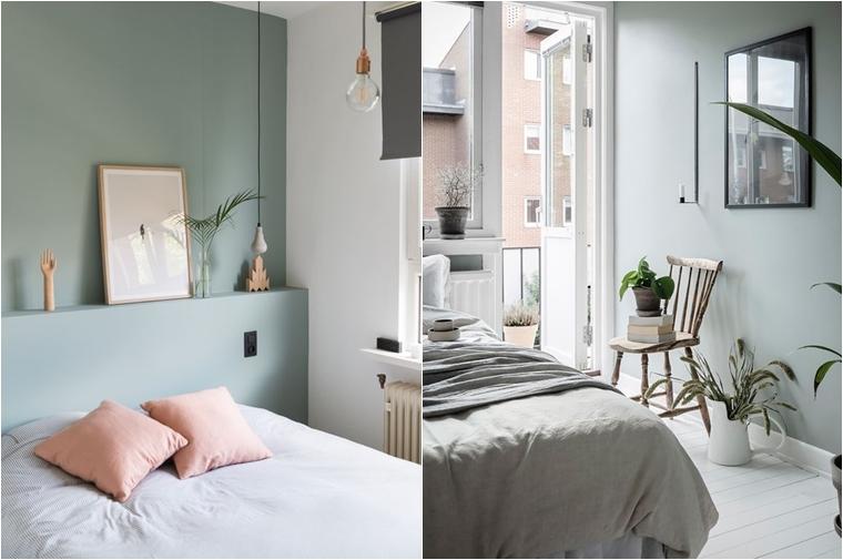 scandinavische slaapkamer inspiratie 1 - Home | Onze make-over en klusplannen voor de lente