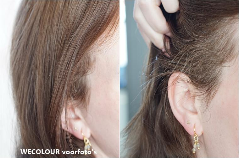 wecolour haarverf ervaring review 1 - In de test | WECOLOUR haarverf + haarverzorgingsproducten