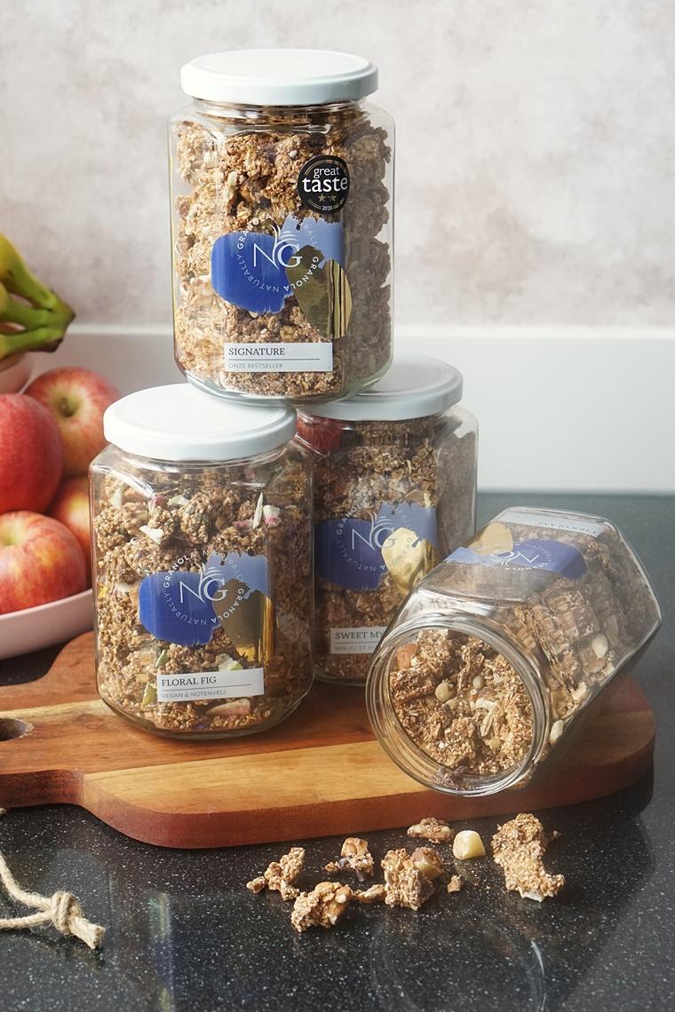 naturally granola ervaring 4 - Healthy food tip   Naturally Granola
