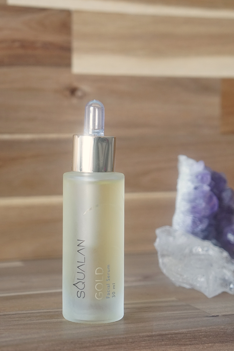 squalan gold review facial serum olie 2 - Love it! | Squalan GOLD facial serum