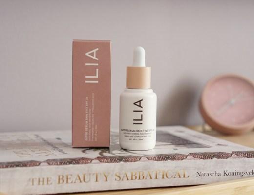 ILIA Super Serum Skin Tint review ST3 Balos