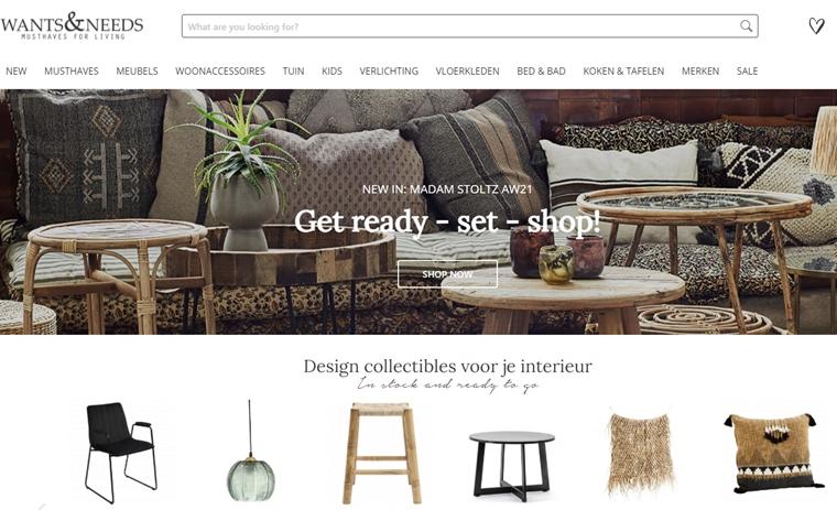 wants needs interieur webshop tip 2 - Webshop tip   Wants&Needs