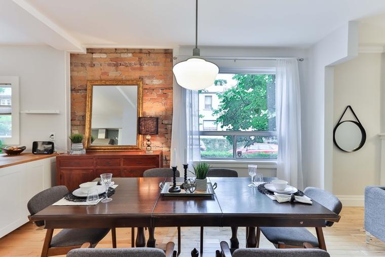 welke vorm eettafel tips 1 - Interieur | Zo kies je welke vorm eettafel het mooist staat in jouw keuken