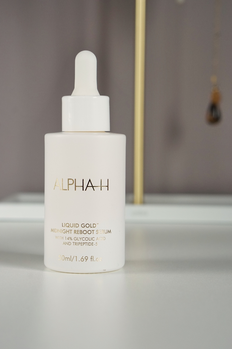 beautytalk alpha h midnight recovery booster serum - Beautytalk   OPI, Alpha-H, hi audrey, Kruidvat & Ecotools