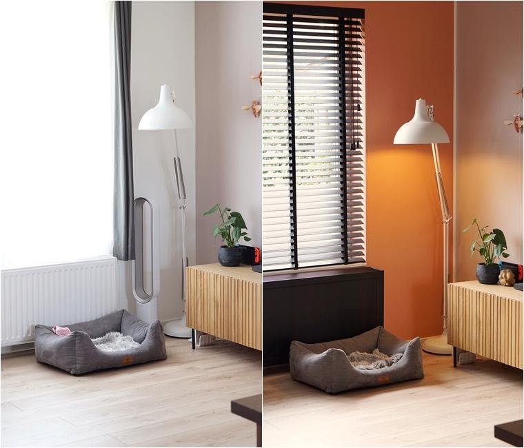 raamdecoratie bamboe houten jaloezieen 17 - Binnenkijken   Nieuwe raamdecoratie & meer kleur