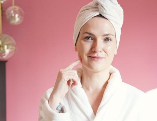 skincare routine ochtend (oktober 2021)
