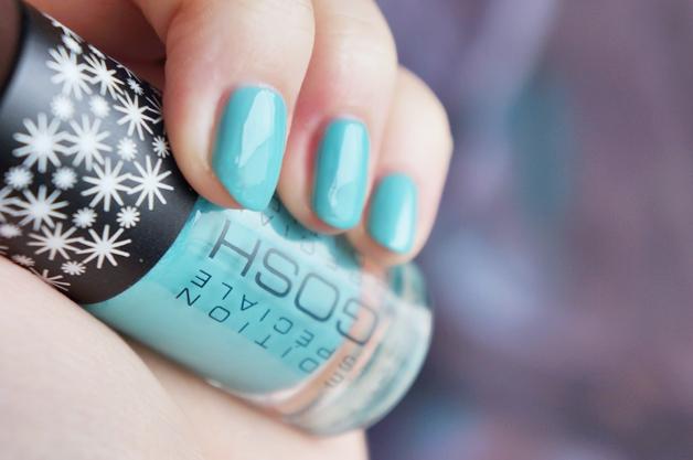 5 zomerse nagellakjes 6 - Zomerse nagellak van Essie, Bourjois, GOSH, Deborah Milano & Miss Sporty